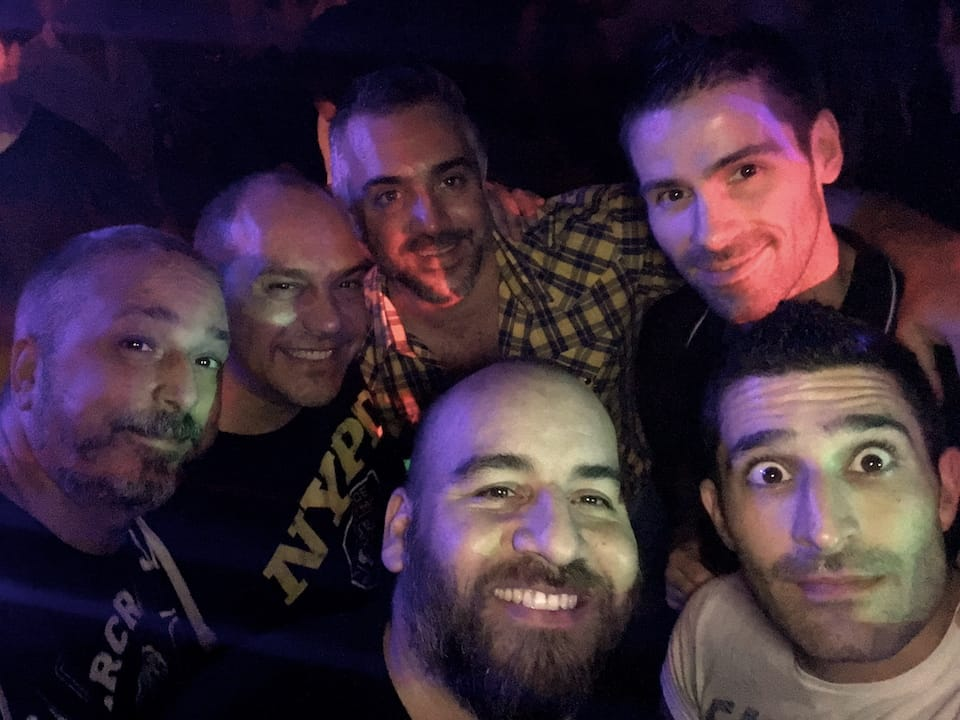 buenos aires clubs gay