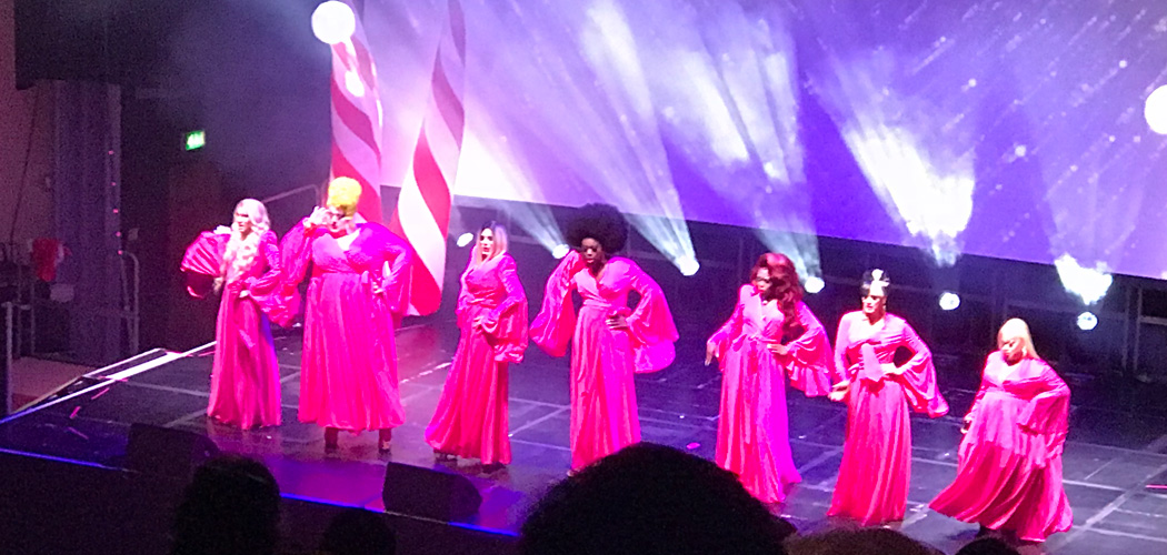 Christmas Queens.Christmas Queens At The Troxy Review By Stephen Vowles Boyz